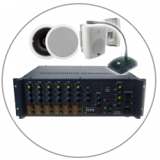 Ses ve anons sistemleri cesa telekom