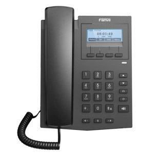 Fanvil X1S/X1SP İP Telefon