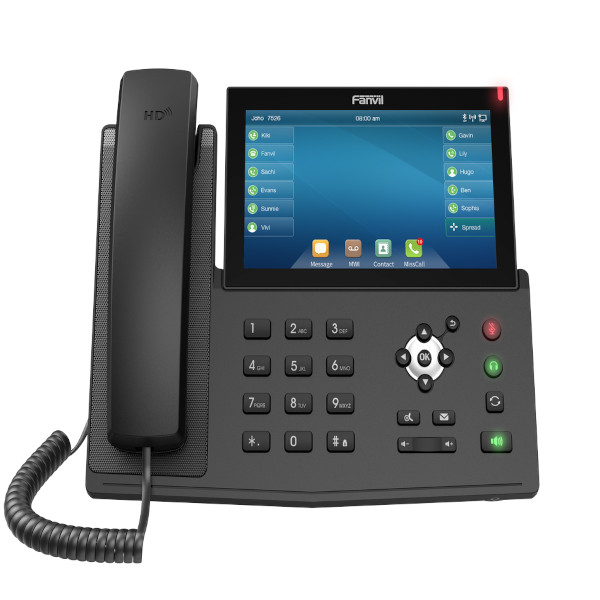 fanvil, fanvil x7, ip phone, KAblolu Telefonlar, TELEFON, x6
