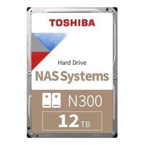Toshiba 12tb nas disk HDWG21CUZSVA